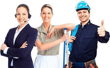 Terceirização de mão de obra condomínios